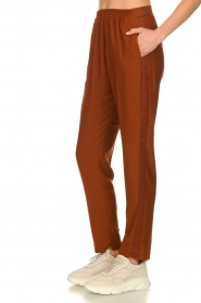 Dante 6 |  Trousers Bowie | brown  | Picture 4