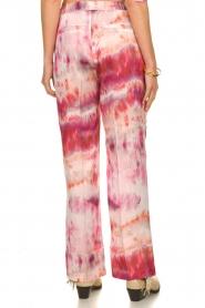 Dante 6 |  Tie dye pants Kali | pink  | Picture 6