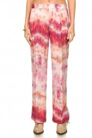 Dante 6 |  Tie dye pants Kali | pink  | Picture 4