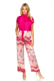 Dante 6 |  Tie dye pants Kali | pink  | Picture 2
