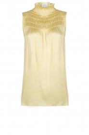 Dante 6 |  Turtleneck blouse Sunshine | yellow  | Picture 1