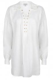 Dante 6 |  Tunic blouse Giada | white  | Picture 1