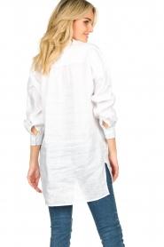 Dante 6 |  Tunic blouse Giada | white  | Picture 6