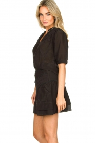 Dante 6 |  Skirt with pompom details Loubi | black  | Picture 4