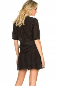 Dante 6 |  Skirt with pompom details Loubi | black  | Picture 5