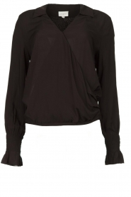 Dante 6 |  Blouse Remote | black  | Picture 1