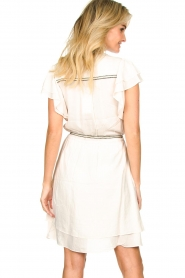 Dante 6 |  Dress with belt | natural   | Picture 5