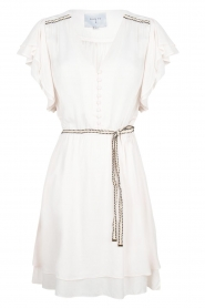 Dante 6 |  Dress with belt | natural   | Picture 1