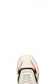 D.A.T.E |  Chunky sneakers Fuga | white  | Picture 5