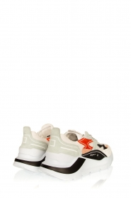 D.A.T.E |  Chunky sneakers Fuga | white  | Picture 4