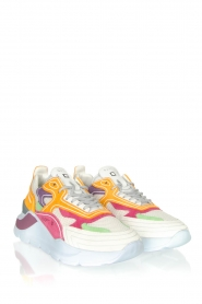 D.A.T.E |  Chunky sneakers Fuga | orange  | Picture 3