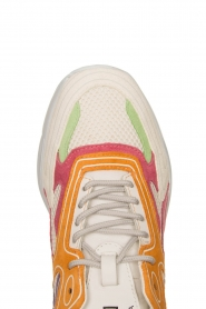 D.A.T.E |  Chunky sneakers Fuga | orange  | Picture 5