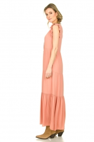 Notes Du Nord |  Maxi dress Orchid | pink  | Picture 4
