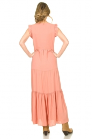Notes Du Nord |  Maxi dress Orchid | pink  | Picture 5