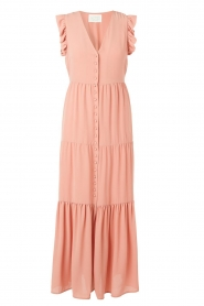 Notes Du Nord |  Maxi dress Orchid | pink  | Picture 1