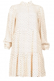 Notes Du Nord |  Floral dress Olivia | white  | Picture 1