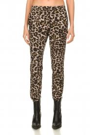 Sofie Schnoor |  Leopard printed pants Aleksandra | animal print  | Picture 2
