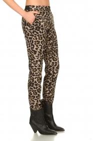 Sofie Schnoor |  Leopard printed pants Aleksandra | animal print  | Picture 4