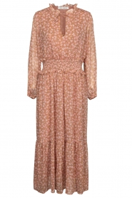 Sofie Schnoor |  Printed maxi dress Vinnie | pink  | Picture 1