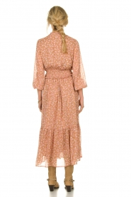 Sofie Schnoor |  Printed maxi dress Vinnie | pink  | Picture 6