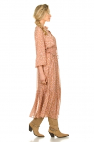Sofie Schnoor |  Printed maxi dress Vinnie | pink  | Picture 5