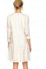 Sofie Schnoor |  Embroidered dress Rosetta | white  | Picture 5