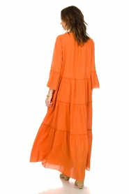 Devotion |  Maxi dress Christy | burned orange  | Picture 5