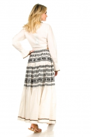 Devotion |  Cotton printed maxi skirt Coss | natural   | Picture 5