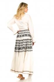 Devotion |  Cotton maxi skirt Coss | natural   | Picture 5