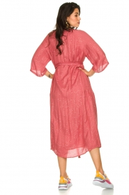 Sundress |  Maxi dress Eliza | pink  | Picture 6