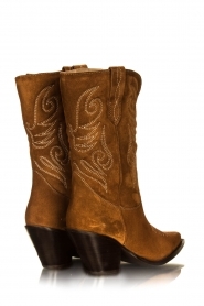 Toral :  Western boots Bambi | brown - img4