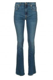 7 For All Mankind |  Bootcut jeans Soho Light | blue   | Picture 1