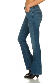 7 For All Mankind |  Bootcut jeans Soho Light | blue   | Picture 5