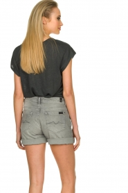 7 For All Mankind | Boy shorts Tania | grey  | Picture 6