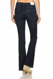 Lois Jeans |  L34 Flared jeans Rave | blue  | Picture 6