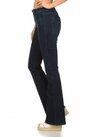 Lois Jeans |  L34 Flared jeans Rave | blue  | Picture 5