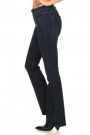 Lois Jeans :  L34 Flared jeans Rave | blue - img7