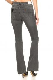 Lois Jeans |  L34 Flared jeans Raval | grey  | Picture 6
