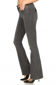 Lois Jeans |  L34 Flared jeans Raval | grey  | Picture 5