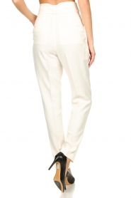 ba&sh |  Straight fit trousers Tiago | natural  | Picture 7