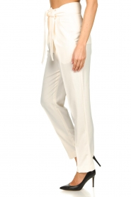 ba&sh    Straight fit trousers Tiago   natural    Picture 5