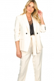 ba&sh |  Straight blazer Treat | natural  | Picture 4