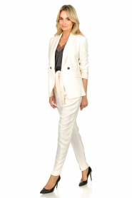 ba&sh |  Straight blazer Treat | natural  | Picture 3