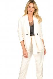 ba&sh |  Straight blazer Treat | natural  | Picture 2