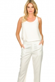 ba&sh |  Basic top Figue | white  | Picture 2