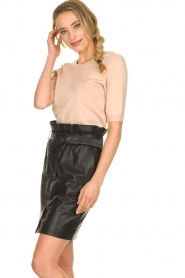ba&sh |  Crop top Elba | pink  | Picture 4