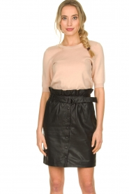 ba&sh |  Crop top Elba | pink  | Picture 2