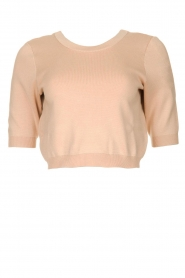ba&sh |  Crop top Elba | pink  | Picture 1