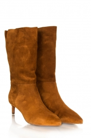 ba&sh | Slouchy boot Clarys | cognac  | Picture 3