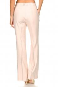 Nenette |  Wide leg trousers Euterpe | nude  | Picture 5